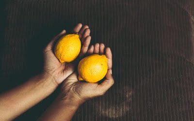 Life gave you lemons…